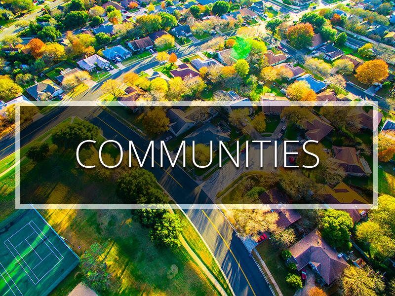 Nashville TN Communities for Sale